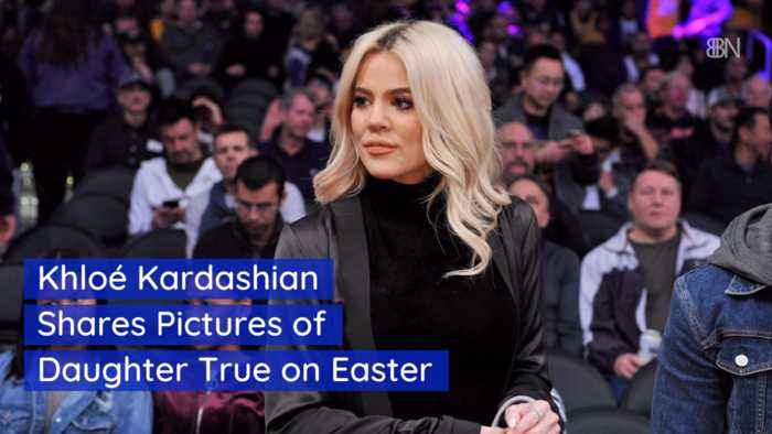 Khloe K And Her Daughter Had A Cute Coachella Easter