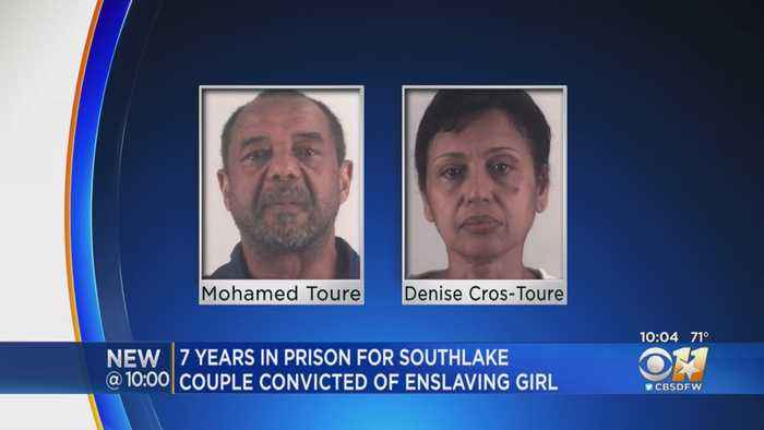Southlake Couple Gets 7 Years In Prison For Forced Labor Of Child