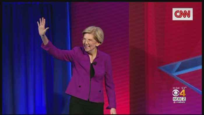Sen. Warren Pushes Student Loan Forgiveness Plan At NH Town Hall