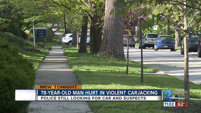 78-year-old Baltimore man beaten and carjacked after Easter Sunday Mass