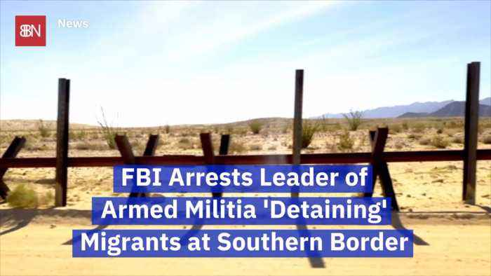 The FBI Arrests 'United Constitutional Patriots' At The Border