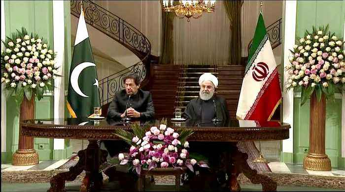 Pakistan and Iran to form rapid reaction force along border area