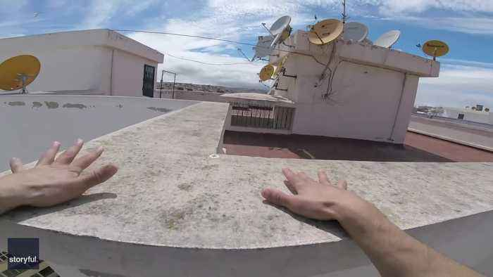 Daredevil Channels Inner Spider-Man for Tangier Rooftop 'Escape'