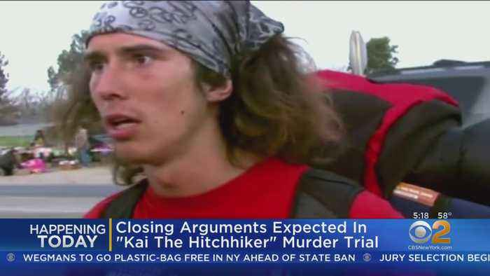 Closing Arguments In Kai The Hitchhiker Trial