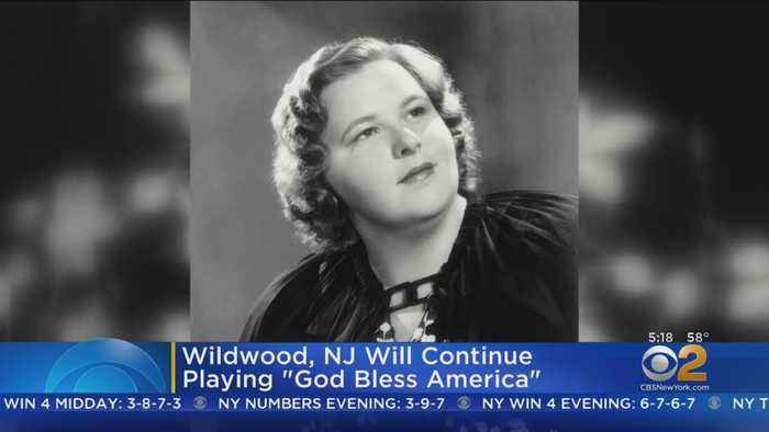 Wildwood Sticking With Kate Smith