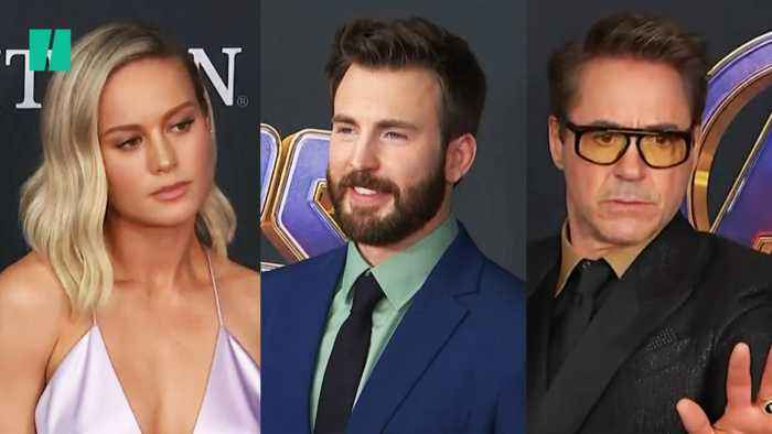 'Avengers: Endgame' Has World Premiere In Los Angeles