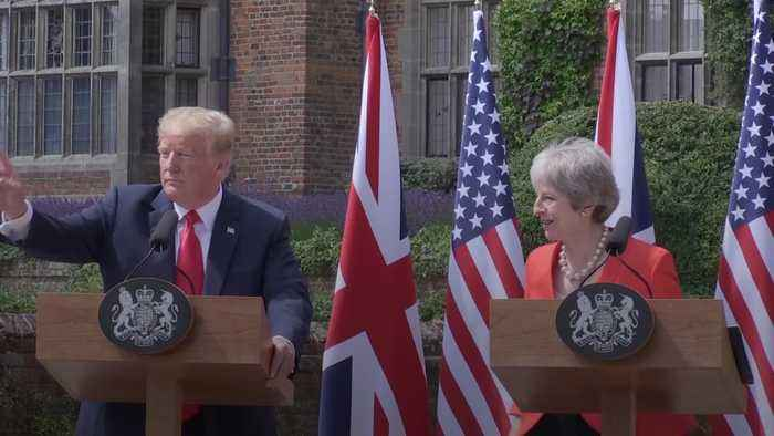 Donald Trump to make state visit to the UK in June