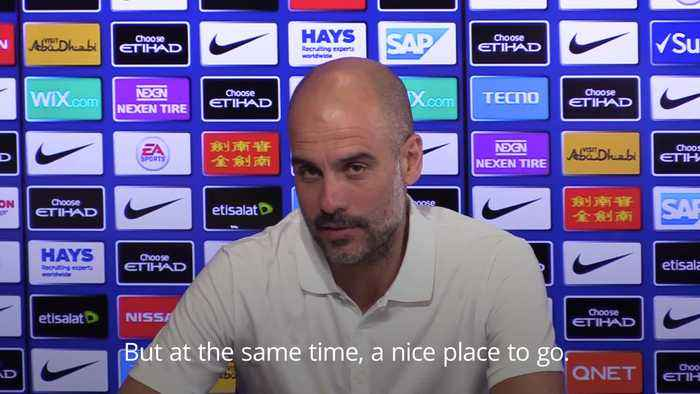 Guardiola: we know exactly what we need to do