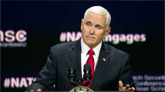 Pence Tours For North American Trade Deal