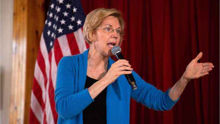 Sen. Elizabeth Warren On Student Debt Relief