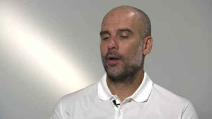 Pep expects 'reaction' from Utd