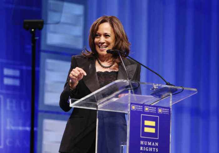 Kamala Harris Believes President Trump Should Be Impeached