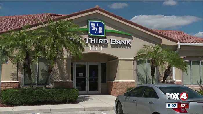 Bank robbery attempted at Fifth Third Bank in Fort Myers