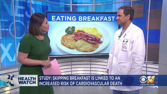 Study: Skipping Breakfast Linked To Increased Risk Of Cardiovascular Death