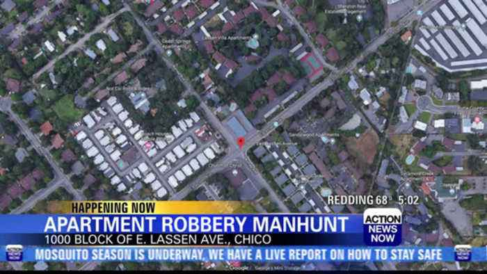 Chico police searching for armed robbery suspect