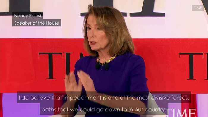 Pelosi: Congress have not decided on Trump impeachment