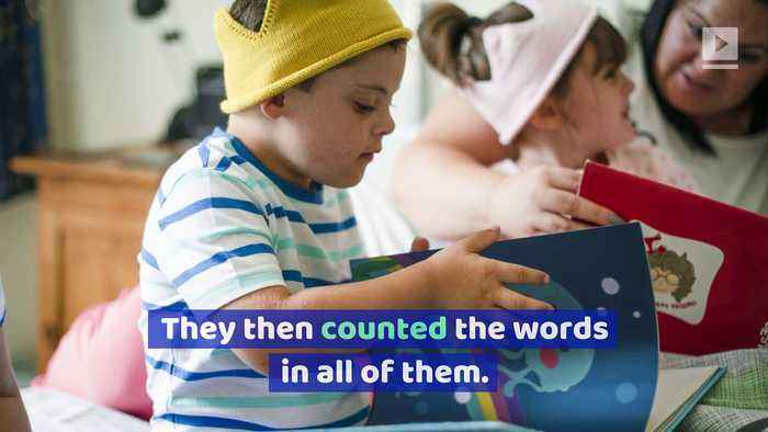 Children Who Are Read to at a Young Age Will Have Bigger Vocabularies