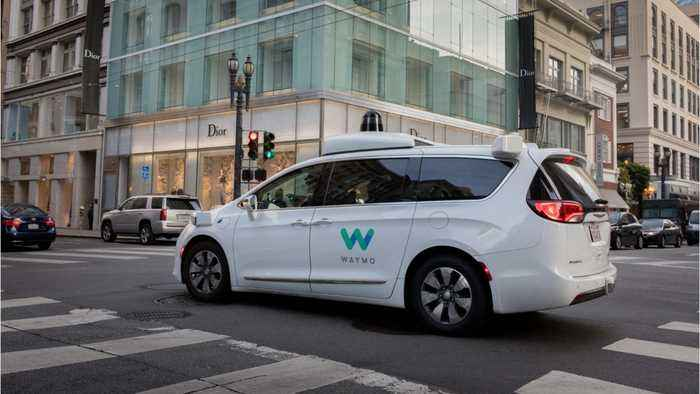 Waymo Looks To Open Car Factory In Detroit