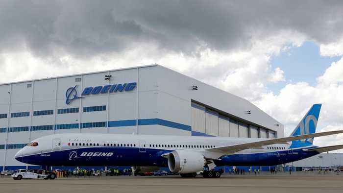 Boeing Ditches Outlook After 737 MAX Crisis