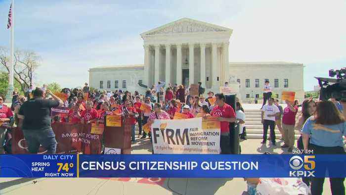 SCOTUS Hears Arguments For Adding Citizenship Question On 2020 Census