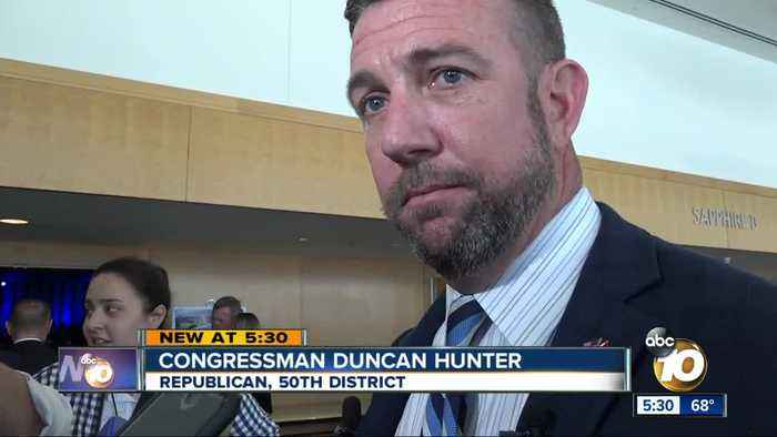 Hunter on Mueller report: 'It's over. Let it die.'