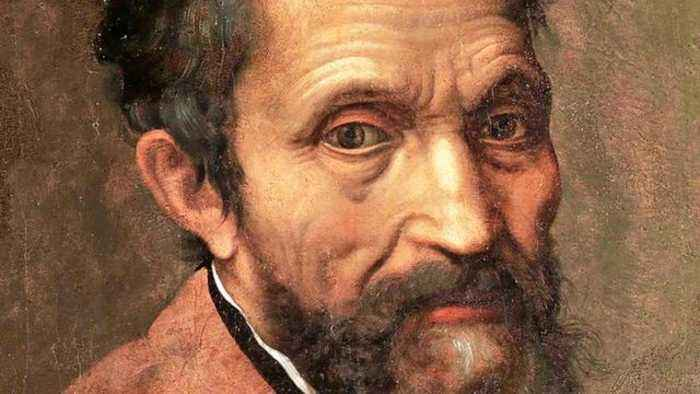 Michelangelo Burned Many Of His Drawings Towards The End Of His Life