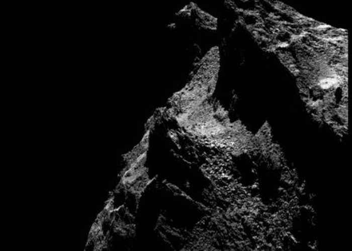 This Comet Looks Like A Cat In ESA Image