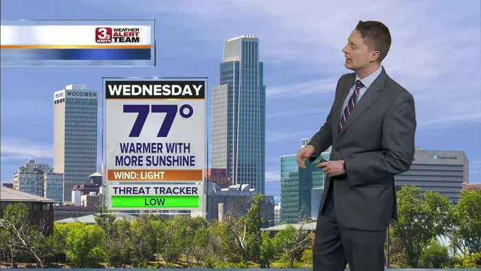 Mark's Morning Forecast