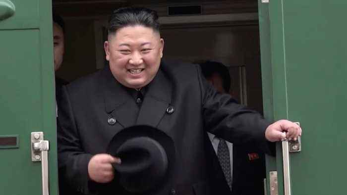 Kim Jong Un Visits Russia To Discuss Nuclear Weapons