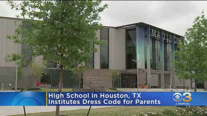Texas School Issues Dress Code For Parents