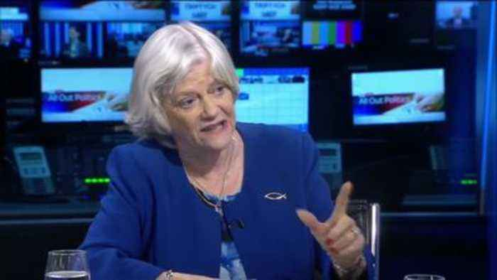 Anne Widdecombe to stand for Brexit Party