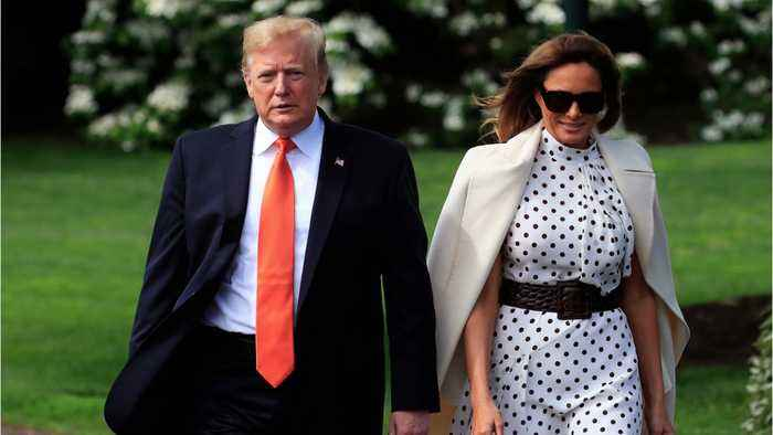 Trump, First Lady Team Up To Address Opioids Epidemic