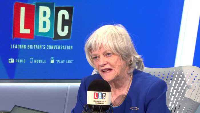 Ann Widdecombe Reveals She's Now Been EXPELLED From The Tory Party