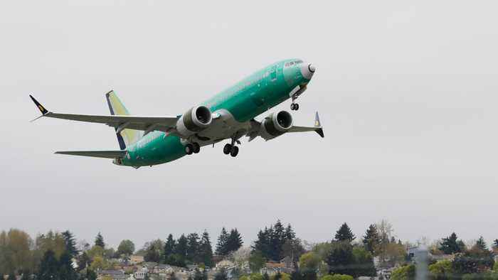 Boeing CEO Says 737 Max Will Become 'One Of The Safest Airplanes Ever'