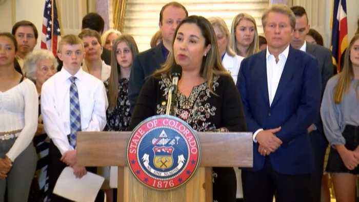 Full news conference: Colo. Dems propose Nov. ballot measure to boost taxes on nicotine to pay for health care, education