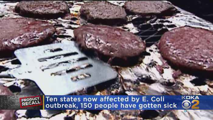 E. coli Outbreak Linked To Tainted Ground Beef Expands To 10 States