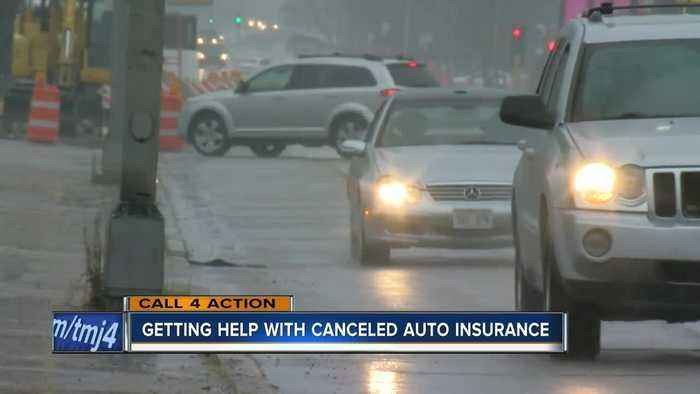Call 4 Action: Getting help with canceled auto insurance