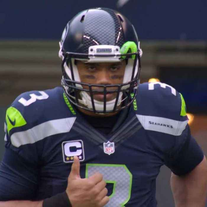 8caee208baf Seahawks quarterback Russell Wilson gifts - One News Page VIDEO