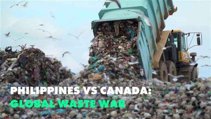 Philippines wants Canada to take back its trash!