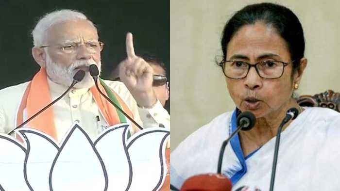 PM Modi's open challenges to Mamata Banerjee in Ranaghat| Oneindia News