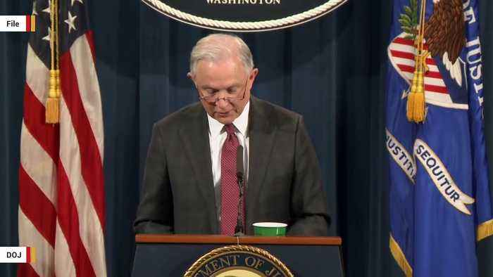 Jeff Sessions Says Country Should 'Accept' Mueller Report Results And Move On