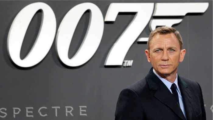 Daniel Craig To Star As James Bond For 5th Time
