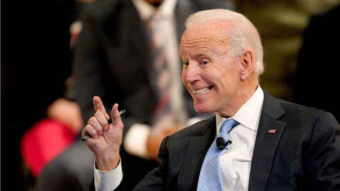 Joe Biden Leans On Union Workers To Help Him Launch 2020 Presidential Campaign