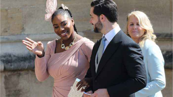Serena Williams Struggled To Plan Meghan Markle's Baby Shower