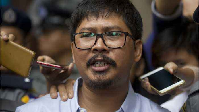 U.S. Criticizes Myanmar's Decision To Uphold Sentence Of Two Reuters Journalists