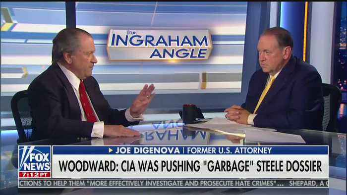 Joe diGenova says Brennan will need 5 lawyers