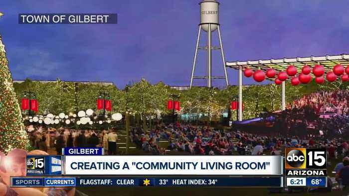 The future of Downtown Gilbert