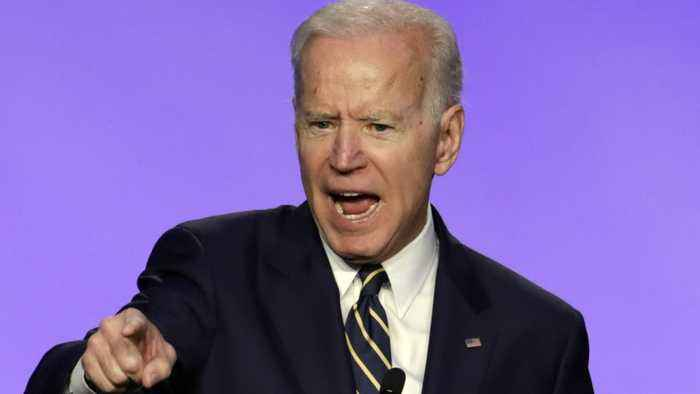Biden To Donors: Stump Up Fast