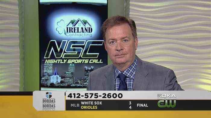 Ireland Contracting Sports Call: April 24, 2019 (Pt. 3)