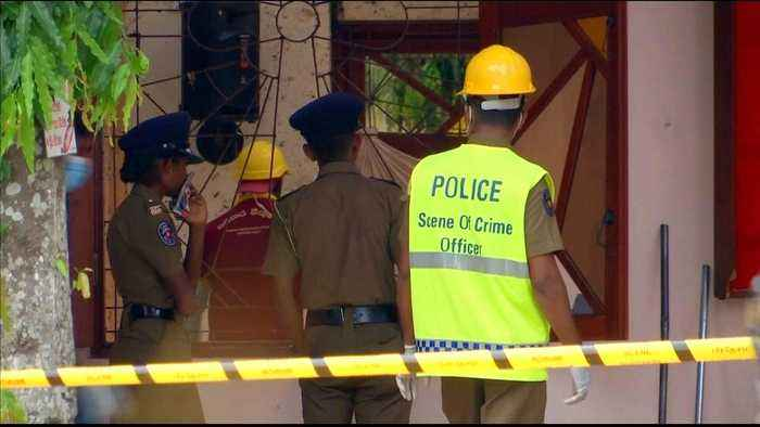 Bombings intelligence row exposes tension in Sri Lanka government
